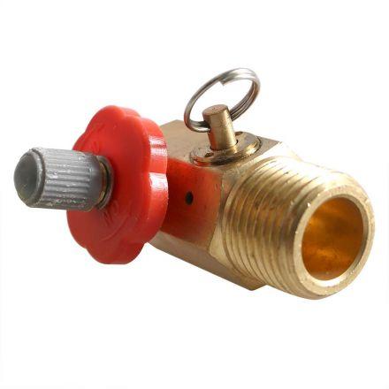 Interstate Pneumatics CPM18 Compressed Air Tank Fill / Release Valve